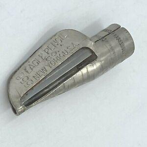 Eagle Pencil Co Sharpener 556 Metal Vintage New York USA AR2
