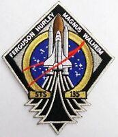 Official Nasa Space Program STS-135 Atlantis Patch