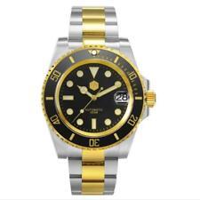 San Martin Diver Watch NH35 Sapphire 120 Clicks Automatic Mechanical Watch 20Bar