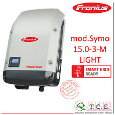 Inverter fotovoltaico FRONIUS mod. SYMO 15.0 - 3 - M -LIGHT - string inverter