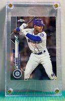 2020 Topps Chrome Kyle Lewis RC Rookie Mariners 186 HOT