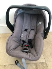 Steelcraft Infant Baby Capsule - With Steelcraft Base Included