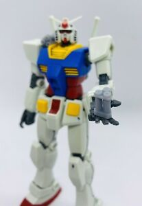 4pc.3D Printed Tri-Barrel GatlingGun Detail Part Upgrade For MG, HG Gundam Model