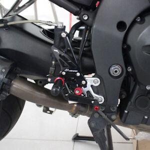 MAD MOTO Rearsets YAMAHA FZ1('06-16 )/ FZ8('10-'13) Foot pegs Rear set sets