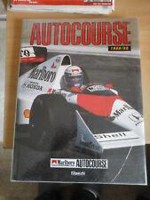 AUTOCOURSE 1989/1990 - EN FRANÇAIS N° 12 - EN TRÈS BEL ÉTAT - IDÉAL POUR DIORAMA