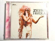 RENATO ZERO  -  ZERO FAVOLA  -  CD 2002  NUOVO E SIGILLATO