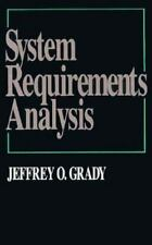 System Requirements Analysis Grady, Jeffrey O. Hardcover