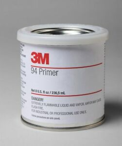 3M PRIMER 94 ADHESION PROMOTER 8 OZ 1/2PT CAN (3M-23926)