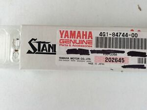 Nos Yamaha RD250LC Instrument Bulb 12V 3W 4G1-84744-00