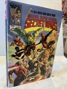 Secret Wars (1984) Omnibus Deck Shooter Alex Ross Cover Hardcover Rare Comic