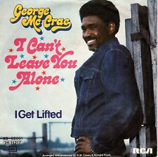 7inch  GEORGE MC CRAE i an't leave you alone GERMAN 1974 EX+   (S0733)