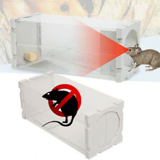 Easy Mouse Trap Pest Humane Live Catcher Rat Vermin Rodent Cage or Fly Catcher
