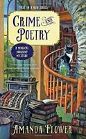 Crime and Poetry (Magical Bookshop Mystery) by Flower, Amanda Book The Fast Free