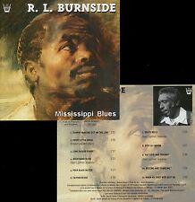 RURAL L. BURNSIDE  mississipi blues  /  ARION