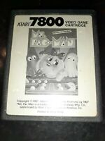 Ms. Pac-Man (Atari 7800, 1986) *BUY 2 GET 1 FREE +FREE SHIPPING*