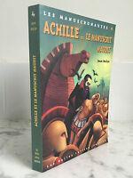 I Manuscronautes 4 Achille E Il Manoscritto Maledetto Jean.malye 2004