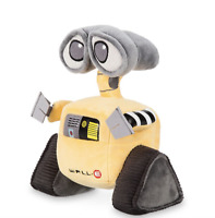 DISNEY Wall-E Mini Bean Bag Soft Toy Plush 20cm **NEW**