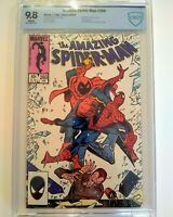 AMAZING SPIDER-MAN # 260  CBCS 9.8 ~ just like CGC ~ White Pages ~ Hobgoblin