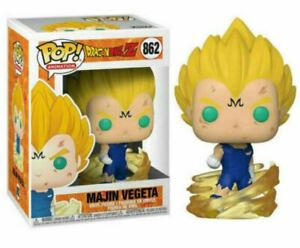 MINT Dragon Ball Z Majin Vegeta Anime Funko Pop! Vinyl Figure #862