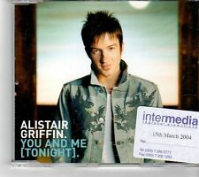 (FM27) Alistair Griffin, You And Me (Tonight) - 2004 CD