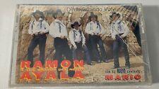 Ramon Ayala Y Los Bravos Del Norte Dime Cuando Volveras Cassette New Sealed