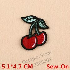 WOW! Novelty Iron Sew on Embroidered Patch Badge Motif  For Clothing Applique