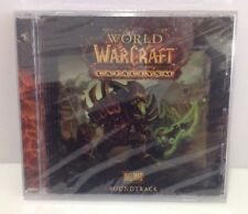 World Of Warcraft Cataclysm Soundtrack Cd - New & Sealed!