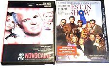 Novocain & Best in Show DVDs