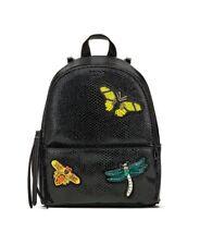 Victoria's Secret Small Backpack MINI Hot Tropic Patch City Black New