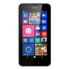 "New Nokia Lumia 635 RM-975 4G LTE GSM Carrier Unlocked 8GB 4.5"" 5MP Phone Black"
