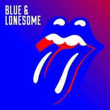 The Rolling Stones: Blue & Lonesome CD 2016 * NEW & SEALED - FAST UK DISPATCH *