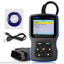 C310 OBDII Multi System Scan Engine Fault Code Reader Diagnostic Tool For BMW