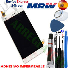 Pantalla para Huawei Ascend P8 Lite / Mini Blanca ALE-l21 LCD + Tactil Completa