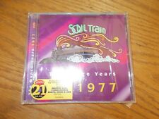 SOUL TRAIN - THE DANCE YEARS/30TH ANNIVERSARY CD BRAND NEW SEALED