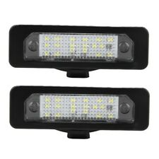 Pair Car LED License Plate Light Lamp for Ford Mustang Fusion Flex Taurus