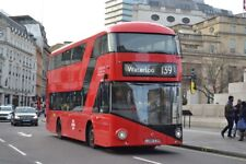 London Sovereign VHR45206 LJ66 EZR 6x4 Quality London Bus Photo