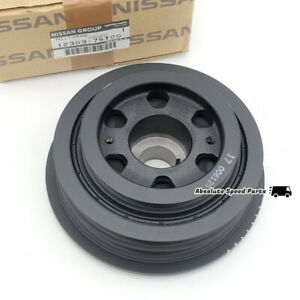 NEW OEM Nissan Crank Damper Pulley for RB25DET R33 GTS25 12303-75T00