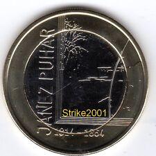 NEW !!! 3 EURO SLOVENIA 2014 BIMETALLICO NEW !!!