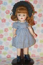 "PRETTY! Vintage 13"" Madame Alexander Flora McFlimsey All Original Compo Doll"