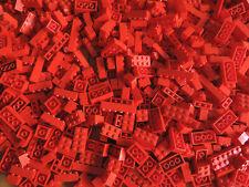 Lego 50 Pièce Plaque Rouge 1x1 3024 Neuf Plaques en rouge Basics City Bauplatte