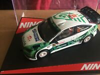 MINT BOXED  NINCO FORD FOCUS GREEN/WHITE MUNCHIS 06 LIVERY REF 50441
