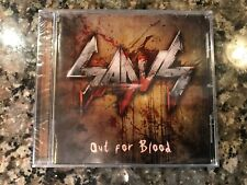 Sadus Out For Blood New Sealed Cd! 🤘See) Exodus Slayer Coroner Dark Angel & Hex