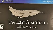 The Last Guardian: Collector's Edition PlayStation 4 PS4 Brand New