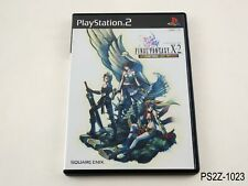 Final Fantasy X-2 International + Last Mission PS2 Japanese Import US Seller A