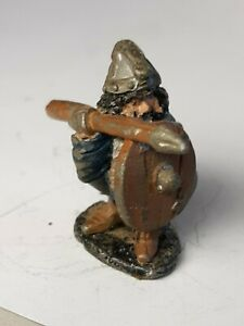 Dungeons and Dragons Painted Pewter Miniature, Vintage, Rooke