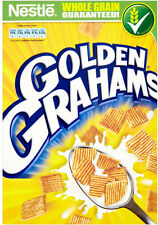NESTLE GOLDEN GRAHAMS CEREAL 3 X 375G