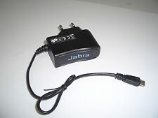 de47a107ac1 EURO AC Charger with Micro USB connector for Jabra Revo Storm Bluetooth  Headset