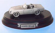 JENSEN HEALEY SOLID PELTRO MODELLO AUTO ARTIGIANALE IN UK