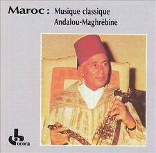 Maroc: Musique Classique Andalou-Maghrebine, Orchestre De Fez, Hajj Abdelkrim, G