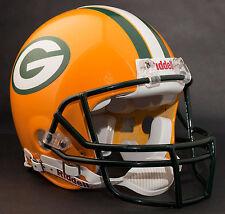 BRETT FAVRE Edition GREEN BAY PACKERS Riddell AUTHENTIC Football Helmet NFL